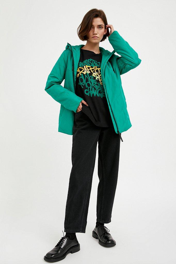 Куртка женская, Модель A20-13006, Фото №2