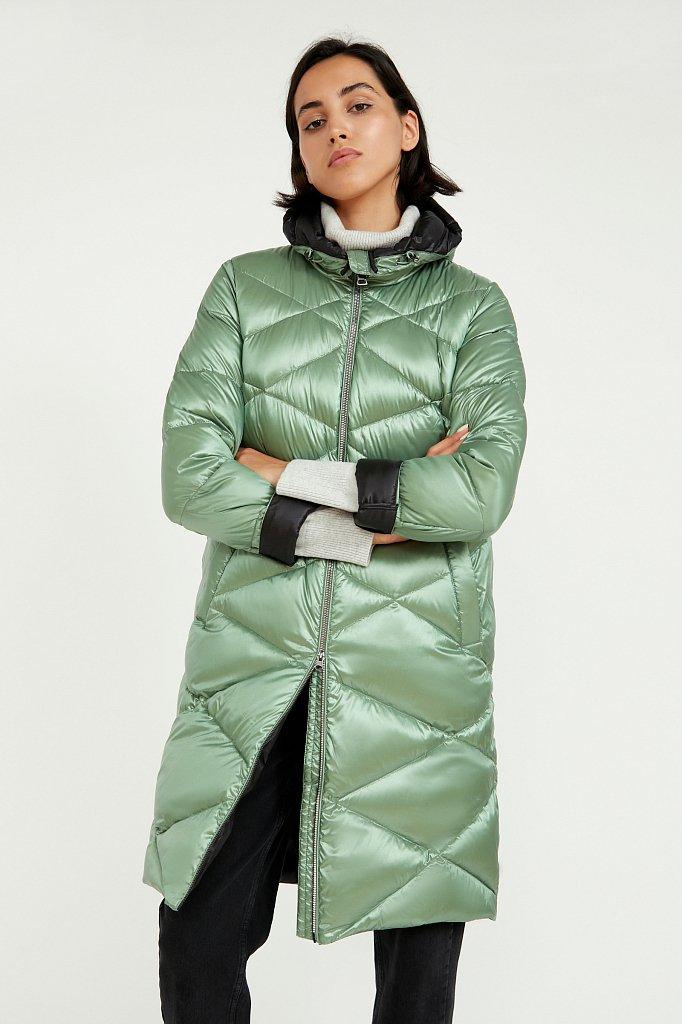 Пальто женское, Модель A20-12009, Фото №1