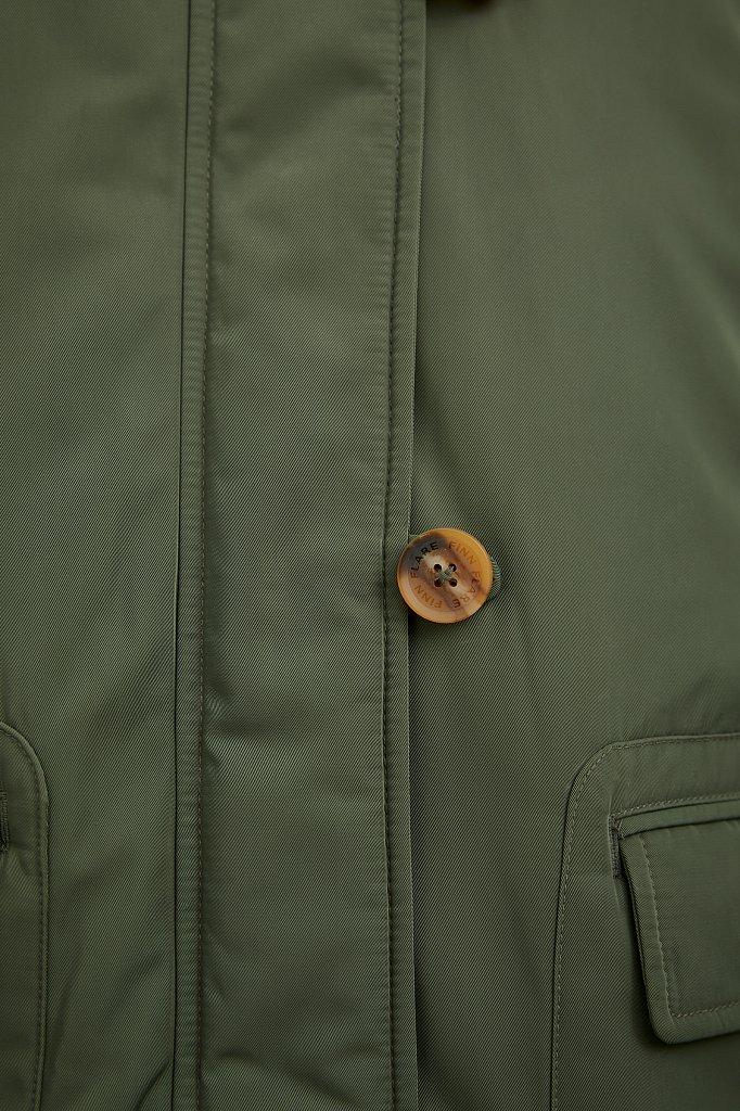 Пальто женское, Модель A20-12020, Фото №7