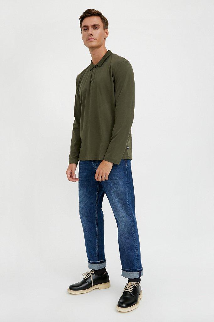 Поло мужское, Модель A20-21033, Фото №2