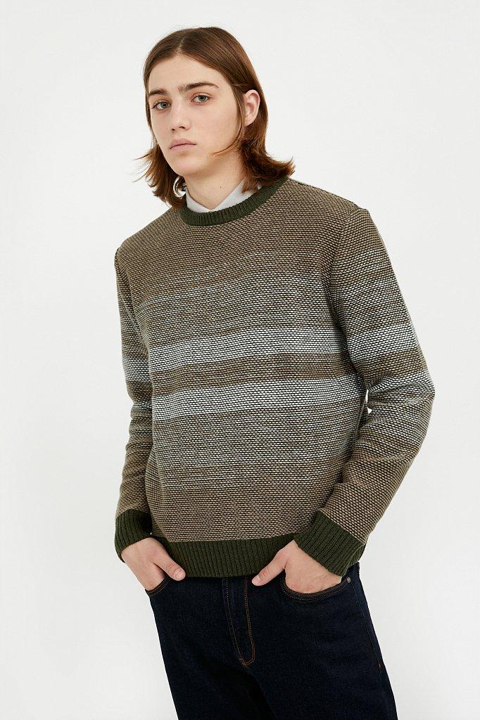 Джемпер мужской, Модель A20-22106, Фото №1
