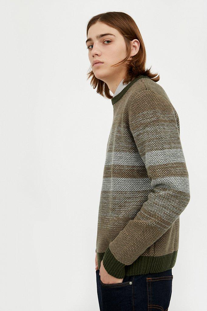 Джемпер мужской, Модель A20-22106, Фото №3