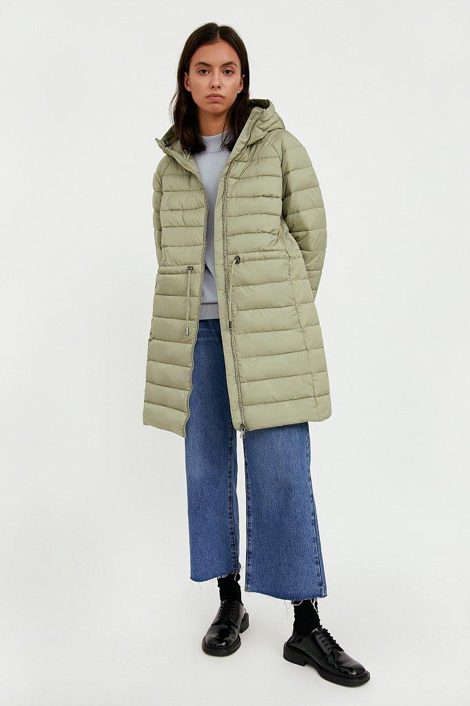 Полупальто женское, Модель A20-32009, Фото №3