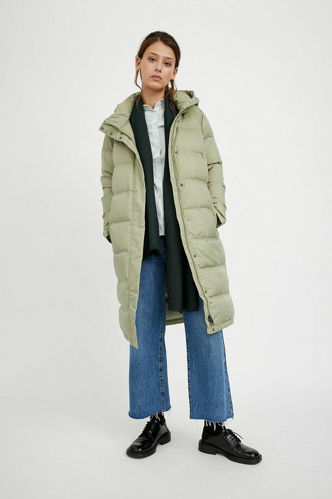 Пальто женское, Модель A20-32052, Фото №2