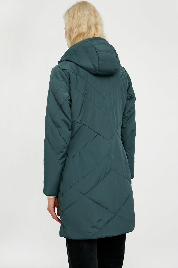 Пальто женское, Модель A20-11007, Фото №5