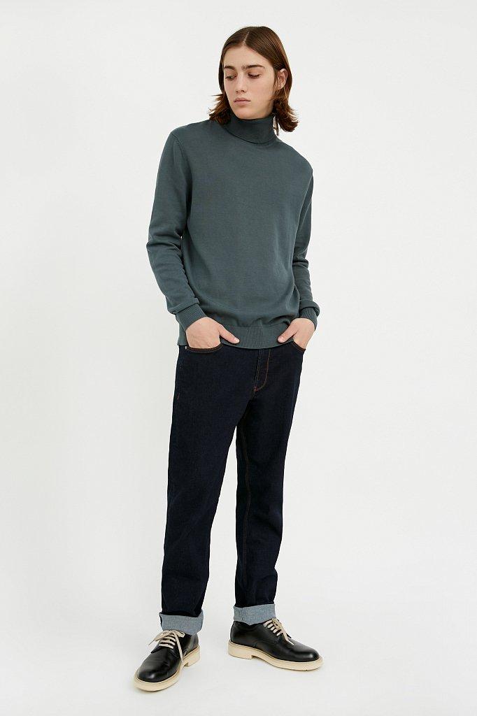 Джемпер мужской, Модель A20-21104, Фото №3