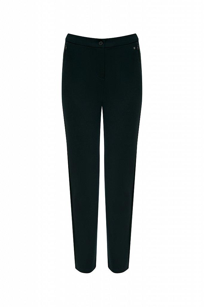 Классические женские брюки прямого кроя с вискозой, Модель A20-32047, Фото №6