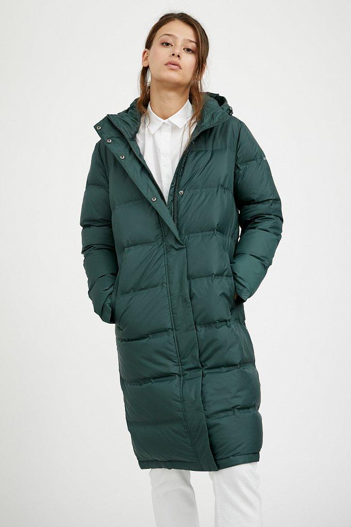 Пальто женское, Модель A20-32052, Фото №1