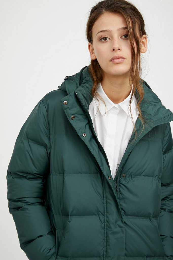 Пальто женское, Модель A20-32052, Фото №5