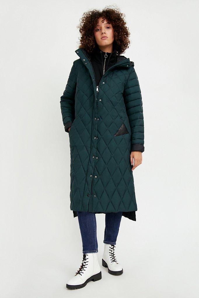 Пальто женское, Модель A20-32061, Фото №1