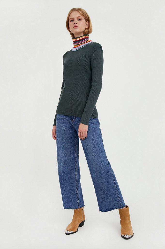 Джемпер женский, Модель A20-32108, Фото №1