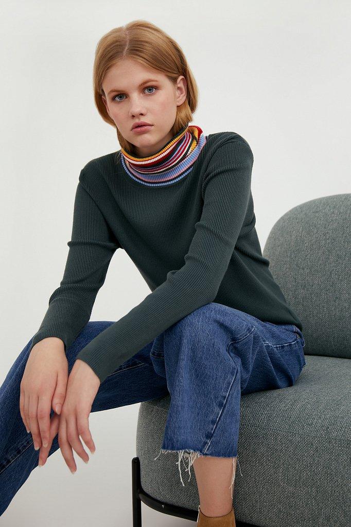 Джемпер женский, Модель A20-32108, Фото №3