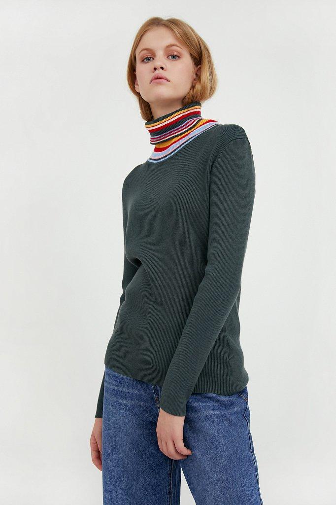 Джемпер женский, Модель A20-32108, Фото №4