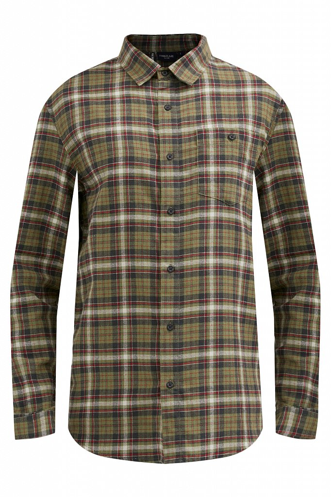 Рубашка мужская, Модель A20-42029, Фото №7