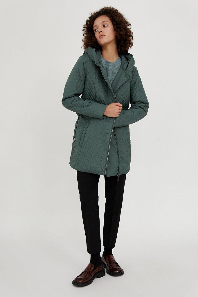 Куртка женская, Модель A20-11030, Фото №3