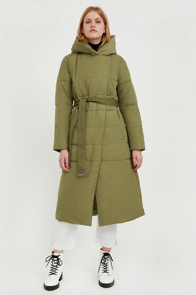 Пальто женское, Модель A20-11001, Фото №1