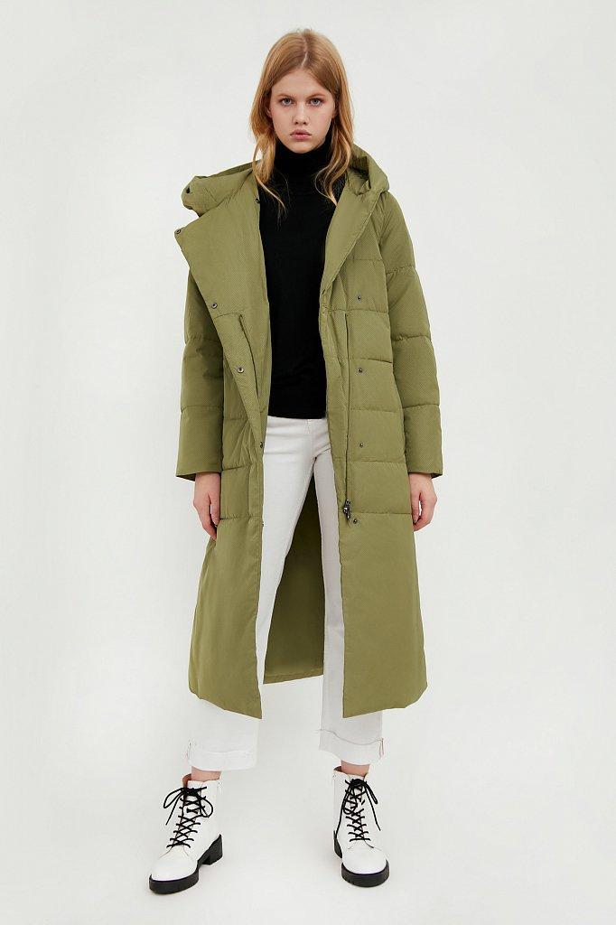 Пальто женское, Модель A20-11001, Фото №2