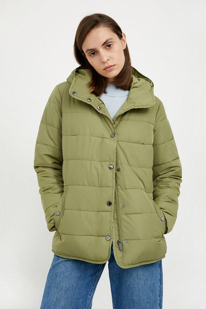 Куртка женская, Модель A20-11002, Фото №2