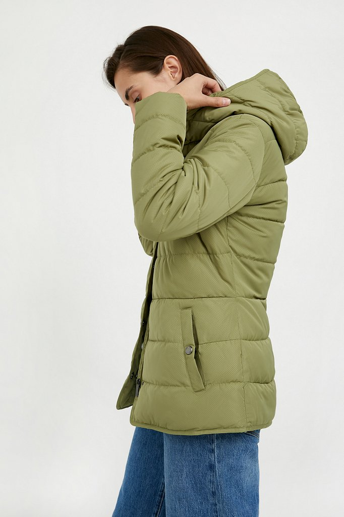 Куртка женская, Модель A20-11002, Фото №4