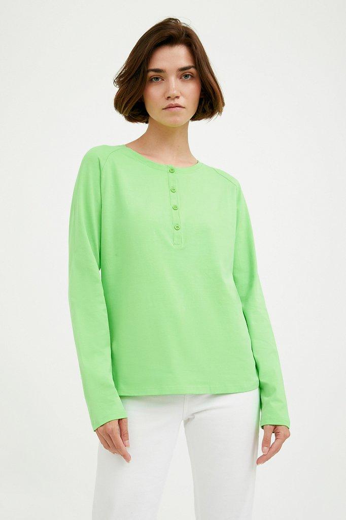 Блузка женская, Модель A20-12049, Фото №1