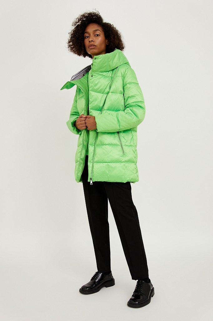 Куртка женская, Модель A20-13025, Фото №2