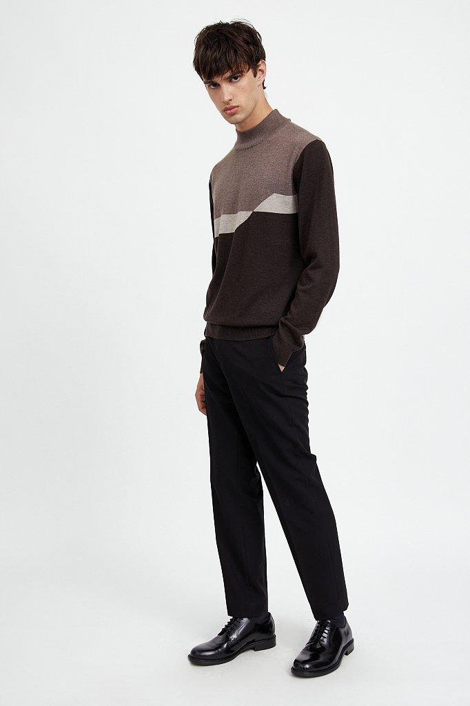Джемпер мужской, Модель A20-21108, Фото №2