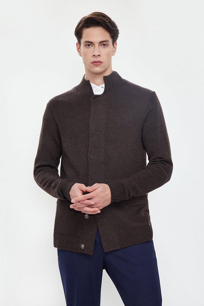Кардиган мужской, Модель A20-21109, Фото №2