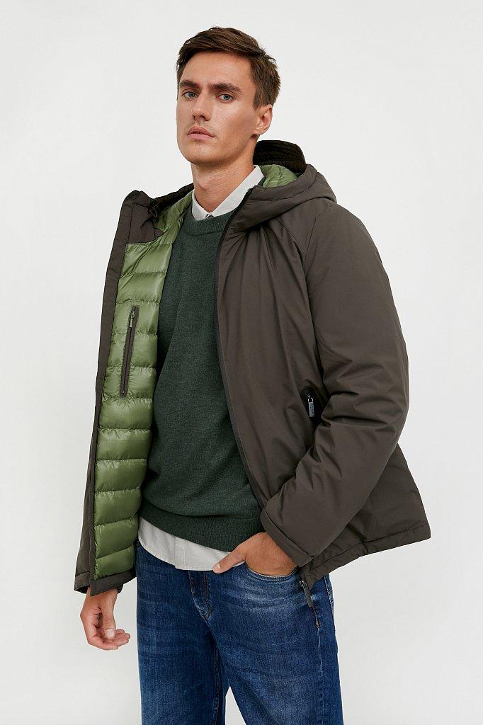 Куртка мужская, Модель A20-42014, Фото №1
