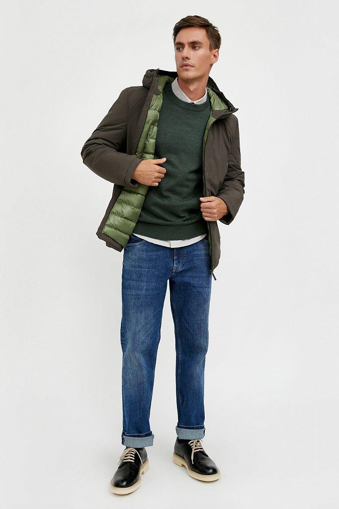 Куртка мужская, Модель A20-42014, Фото №2