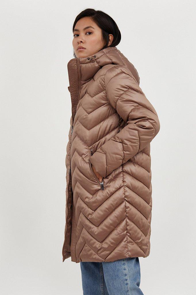 Полупальто женское, Модель A20-12012, Фото №5