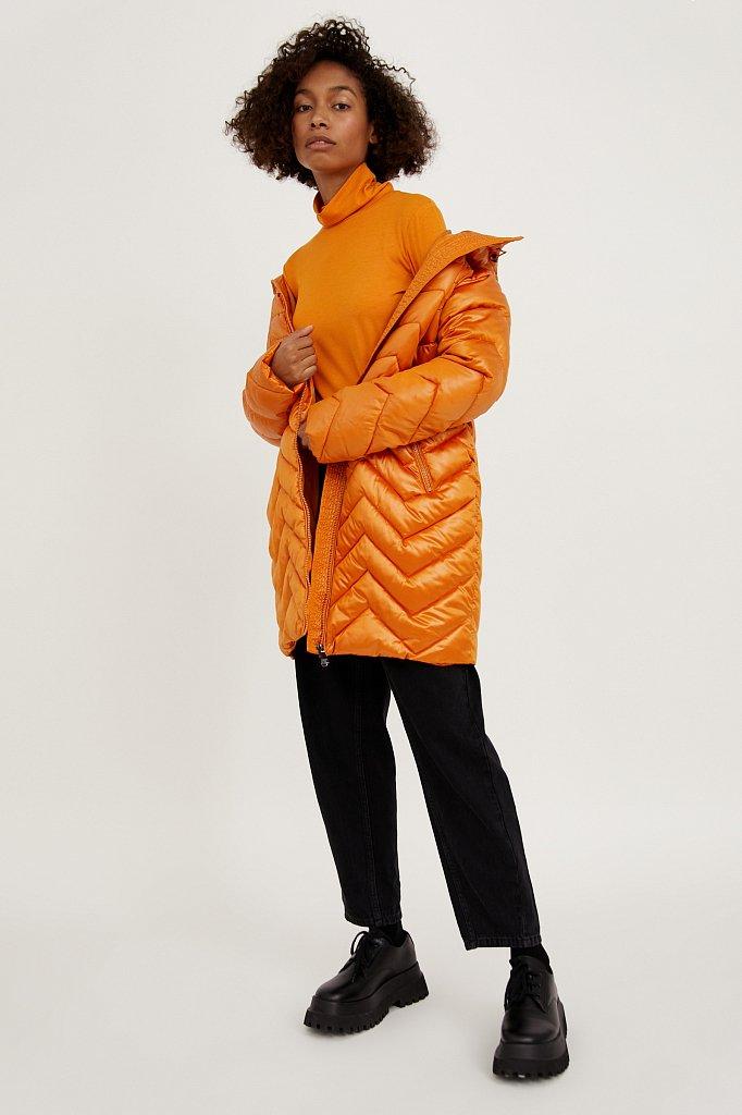Полупальто женское, Модель A20-12012, Фото №2