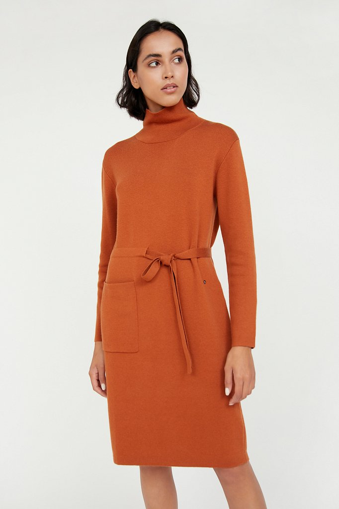 Платье женское, Модель A20-12116, Фото №1