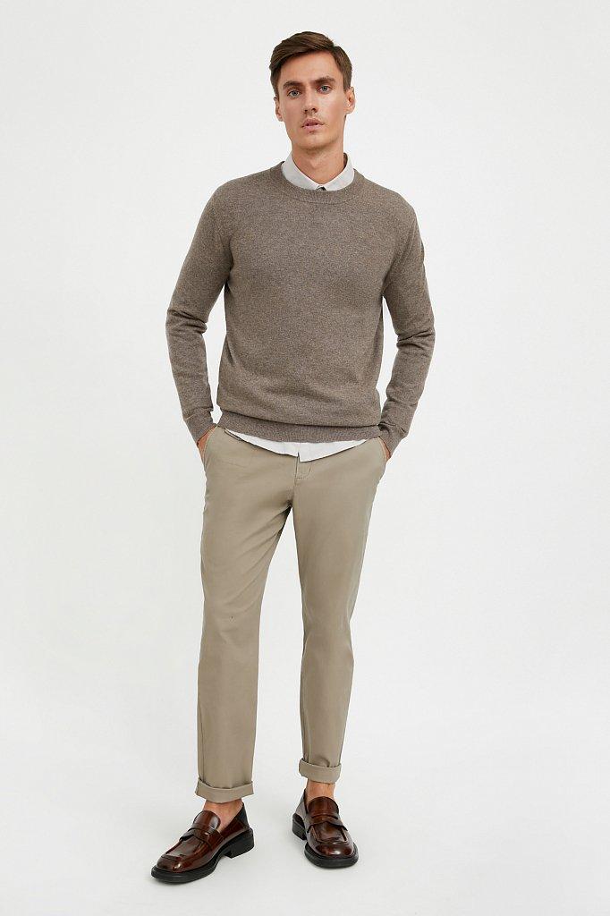Джемпер мужской, Модель A20-21123, Фото №2
