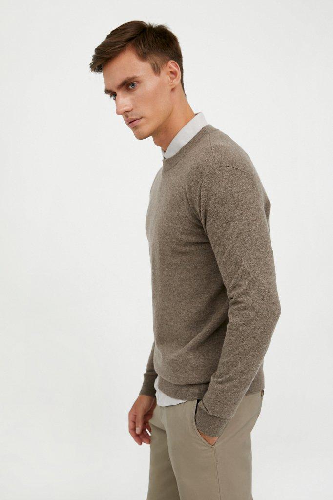 Джемпер мужской, Модель A20-21123, Фото №3