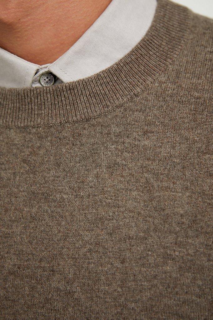 Джемпер мужской, Модель A20-21123, Фото №5