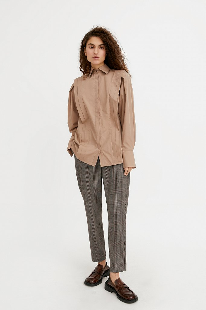 Блузка женская, Модель A20-11096R, Фото №3