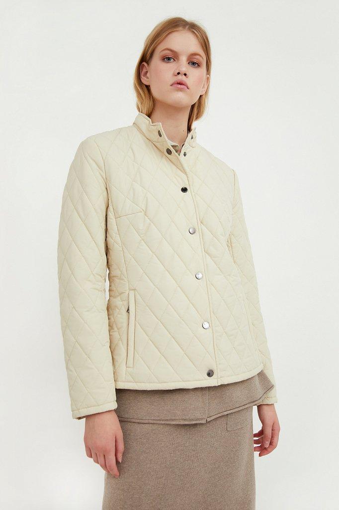 Куртка женская, Модель A20-12055, Фото №1