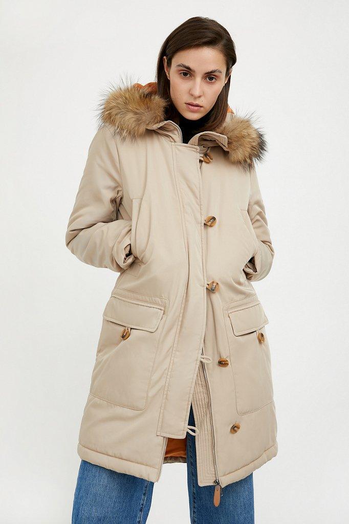 Пальто женское, Модель A20-12020, Фото №2