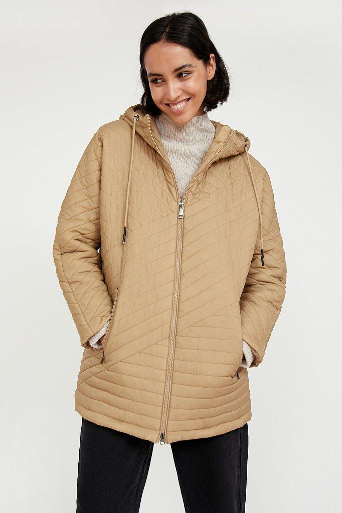 Куртка женская, Модель A20-12057, Фото №2