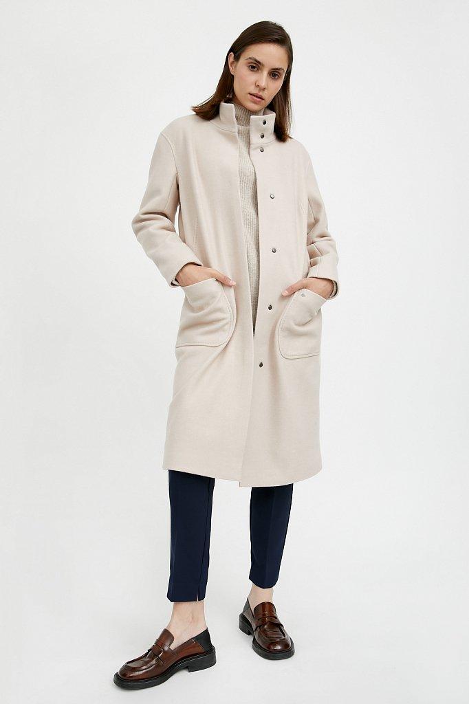 Пальто женское, Модель A20-11017, Фото №2