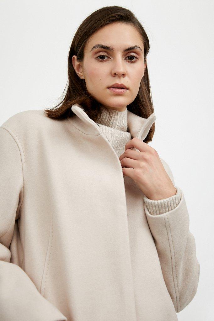 Пальто женское, Модель A20-11017, Фото №7