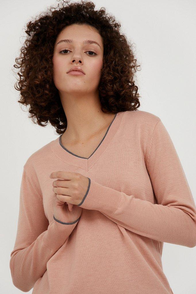 Джемпер женский, Модель A20-11113, Фото №5