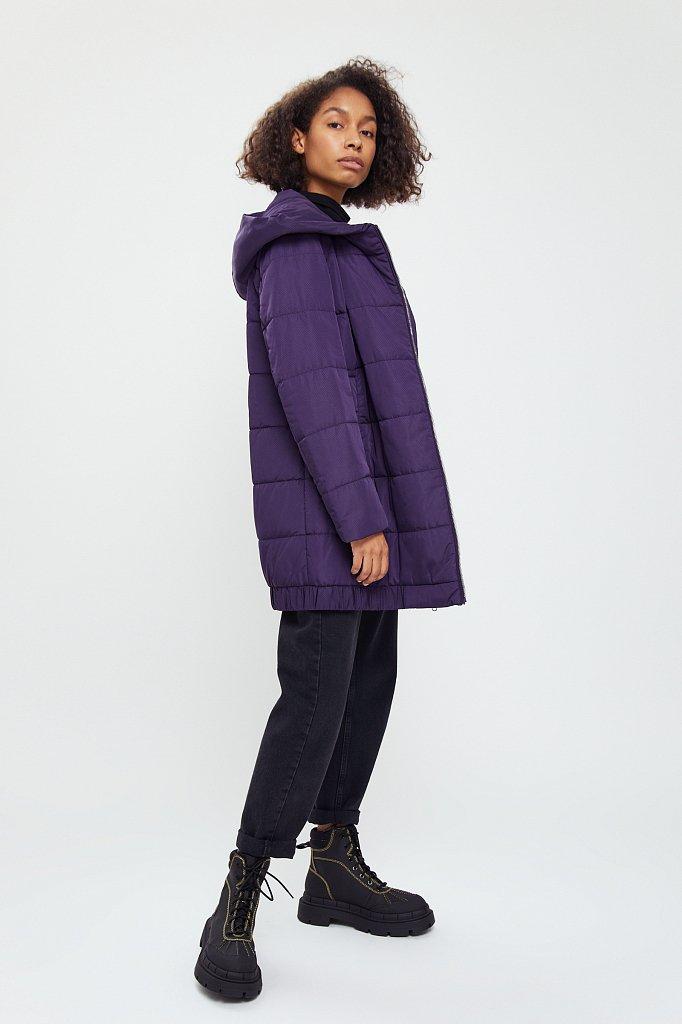 Полупальто женское, Модель A20-11000, Фото №3