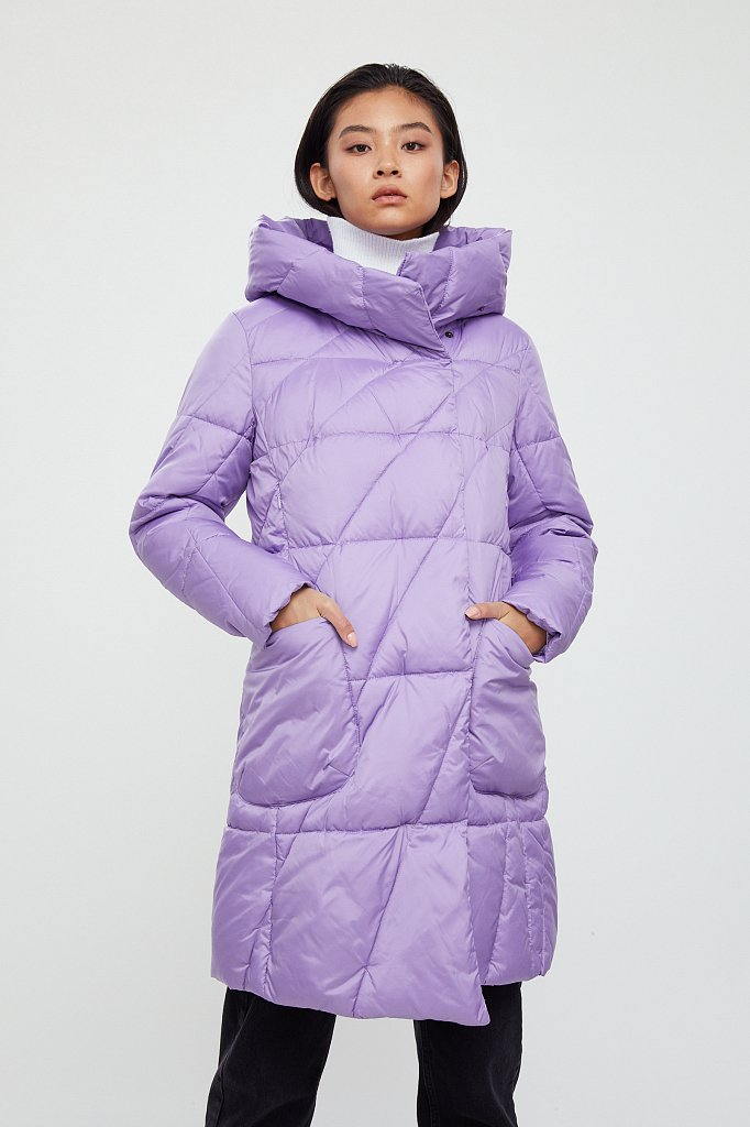 Пальто женское, Модель A20-12006, Фото №2