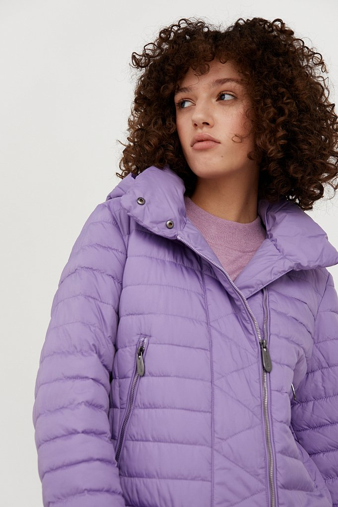 Пальто женское, Модель A20-12007, Фото №3