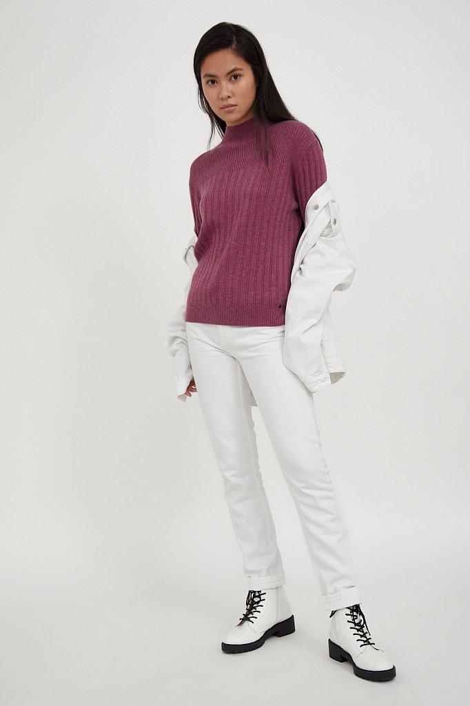 Джемпер женский, Модель A20-11119, Фото №3