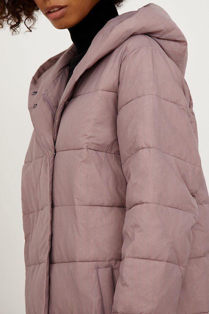 Пальто женское, Модель A20-11083, Фото №6