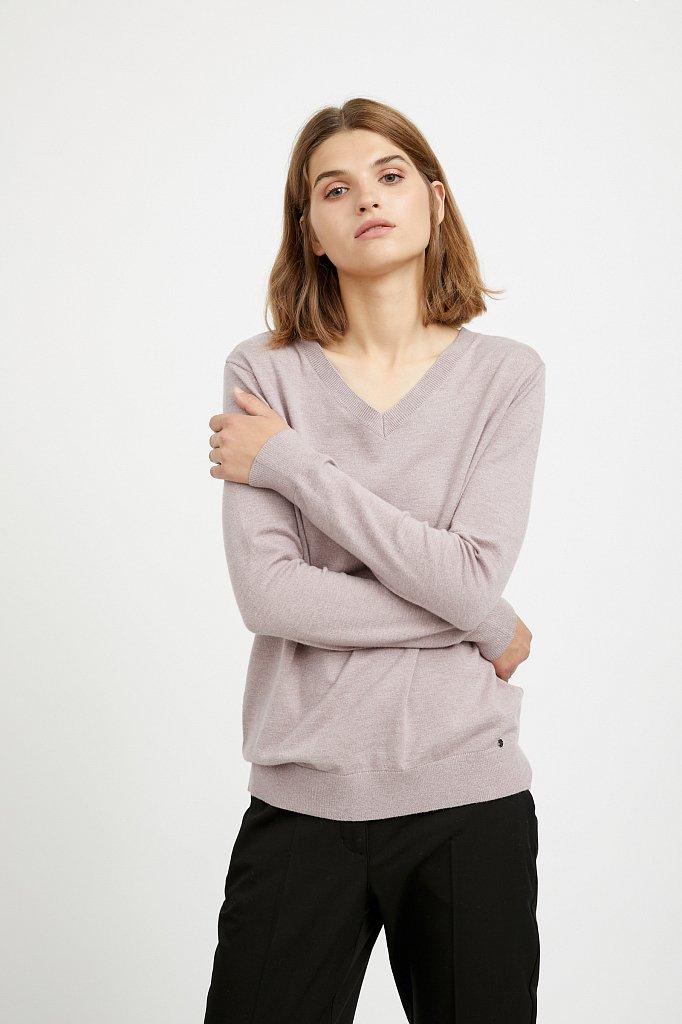 Джемпер женский, Модель A20-11102, Фото №1