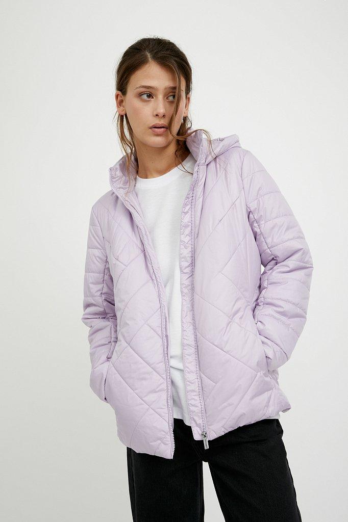 Куртка женская, Модель A20-11073, Фото №1