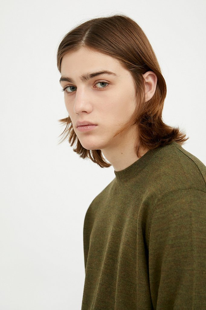 Джемпер мужской, Модель A20-21101, Фото №1